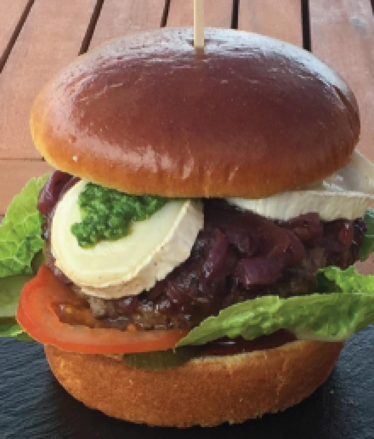 Burgerfoto
