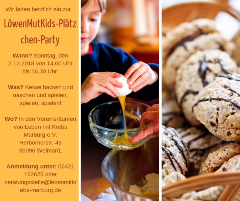 Plaetzchen-Party