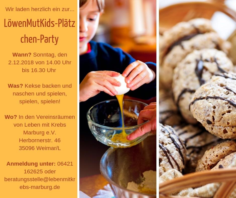 Plaetzchen-Party